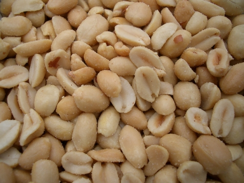 Peanuts for sale by the pound